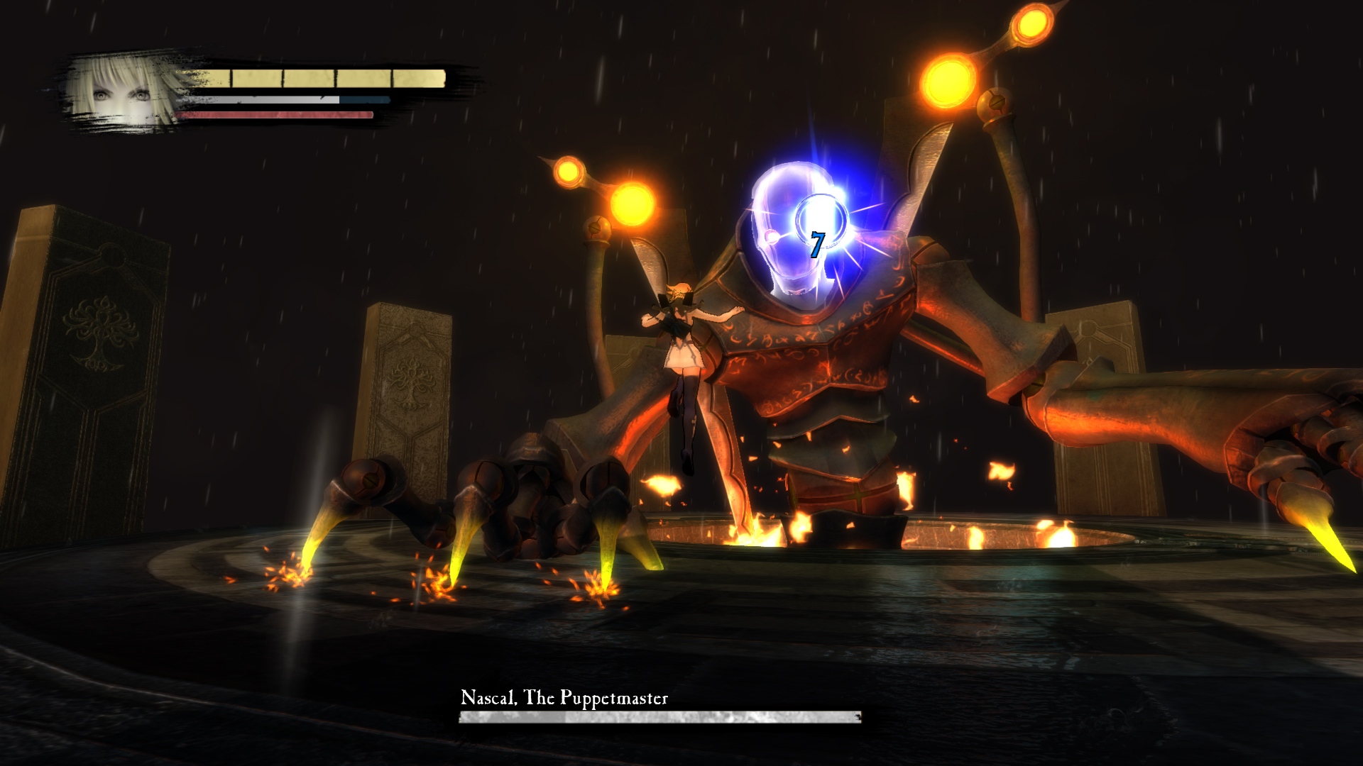 Anima Gate of Memories Screenshot 3