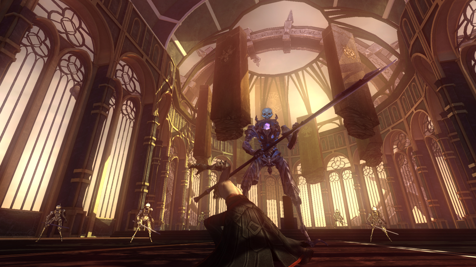 Anima Gate of Memories Screenshot 1