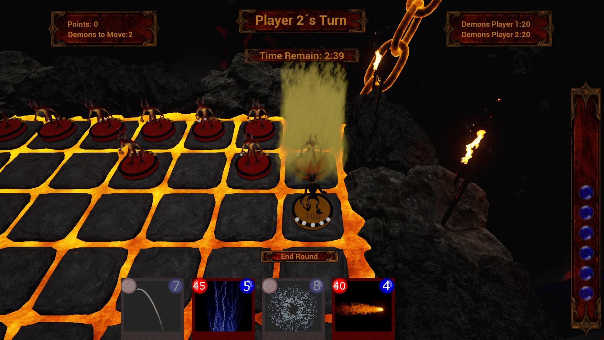 Demon Horde Master screenshot