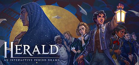 Herald: An Interactive Period Drama