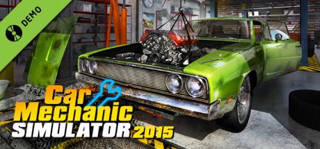 Car Mechanic Simulator 2015 Demo