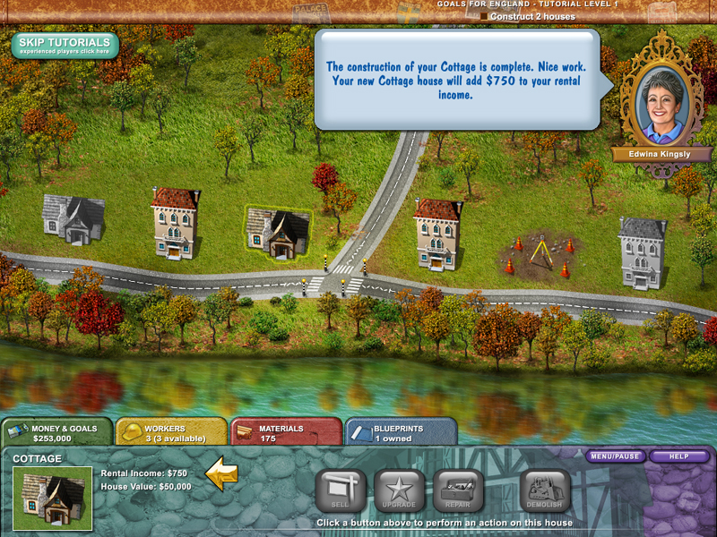 Build-A-Lot 3: Passport to Europe screenshot