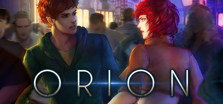 Orion: A Sci-Fi Visual Novel game image