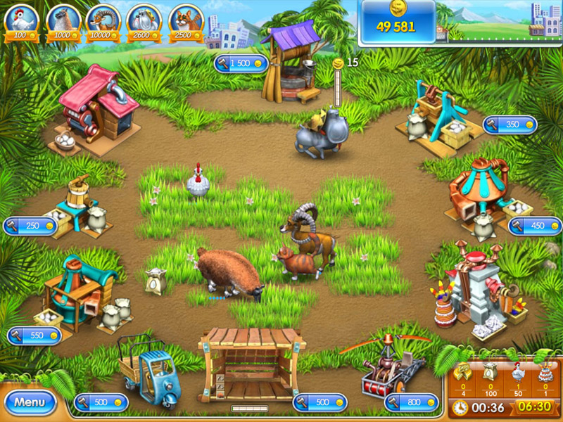 Farm Frenzy 3 screenshot