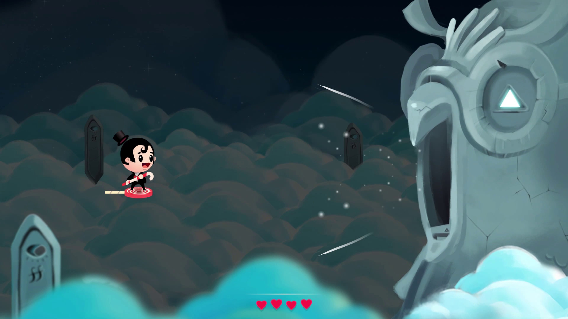 Dandy: Or a Brief Glimpse into the Life of the Candy Alchemist screenshot