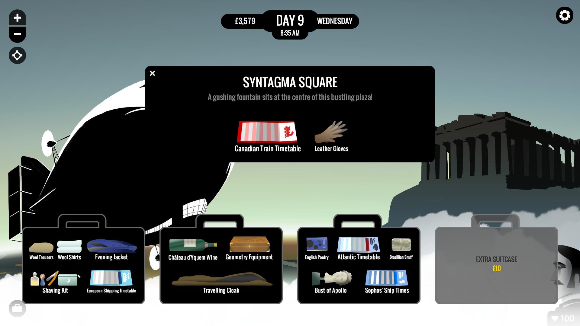 80 Days screenshot