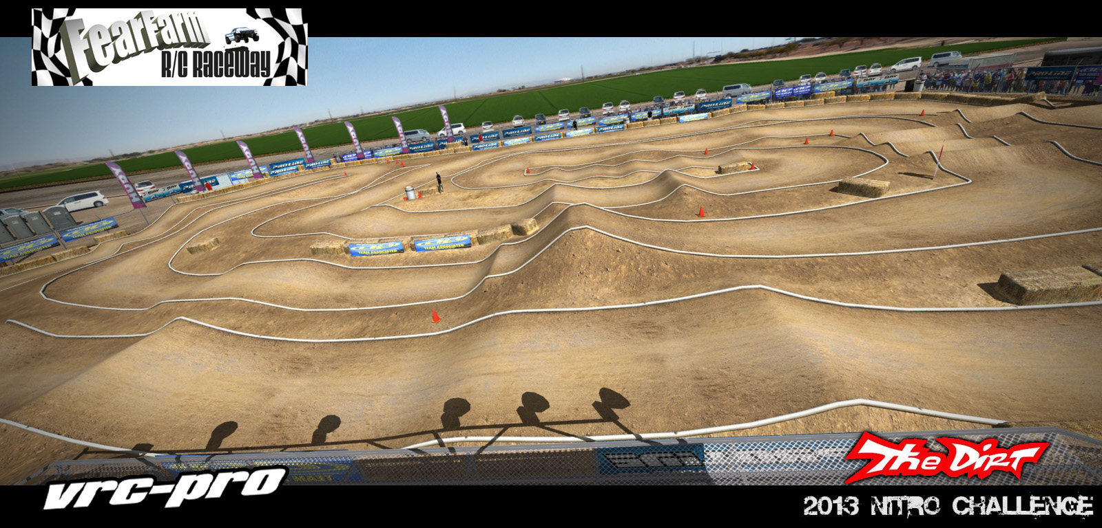 VRC PRO Deluxe Off-road tracks 2 screenshot