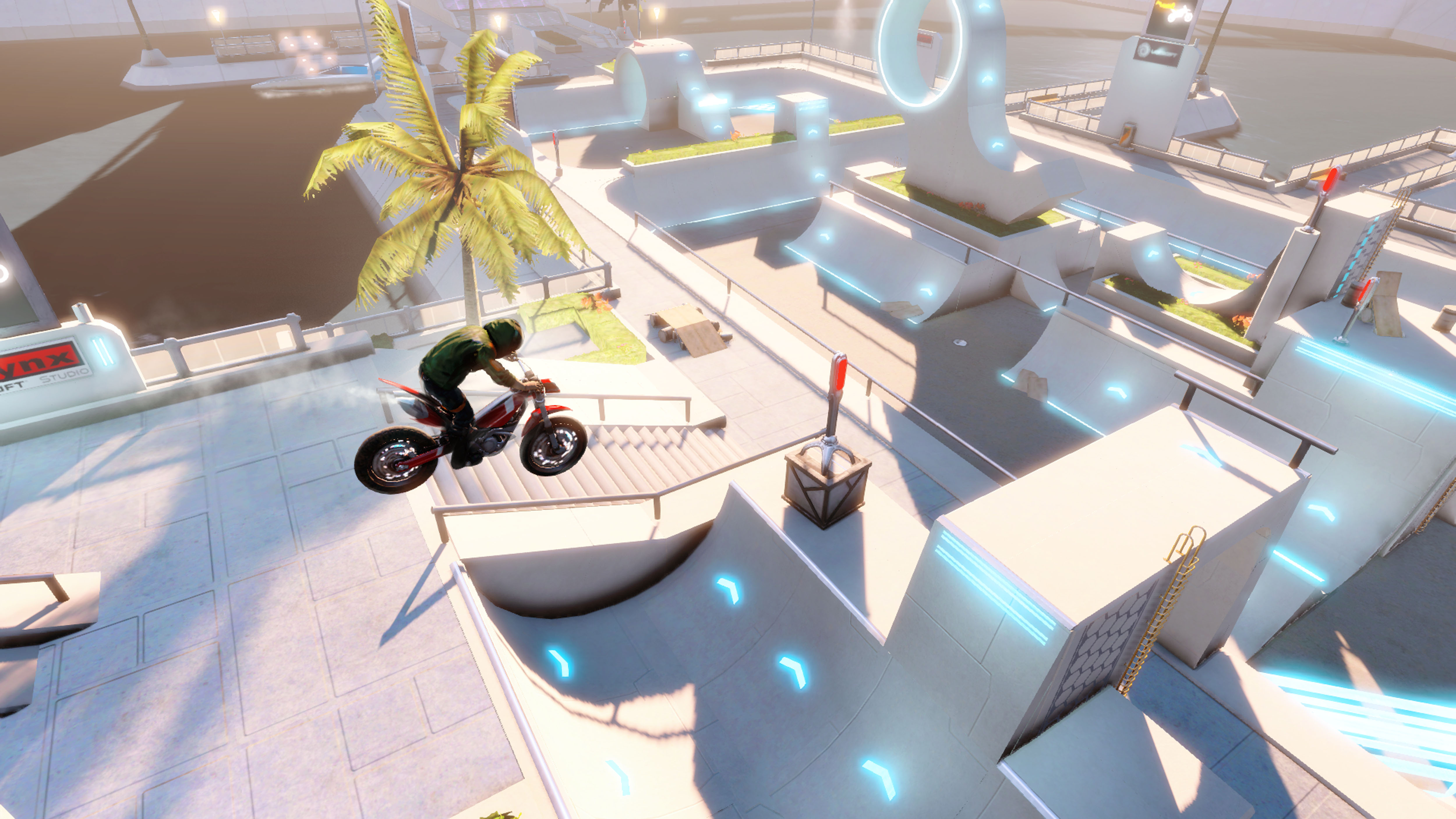 Trials Fusion - Awesome Level Max screenshot