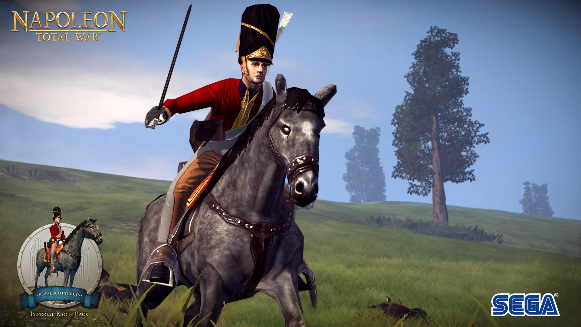 Napoleon: Total War - Imperial Eagle Pack screenshot