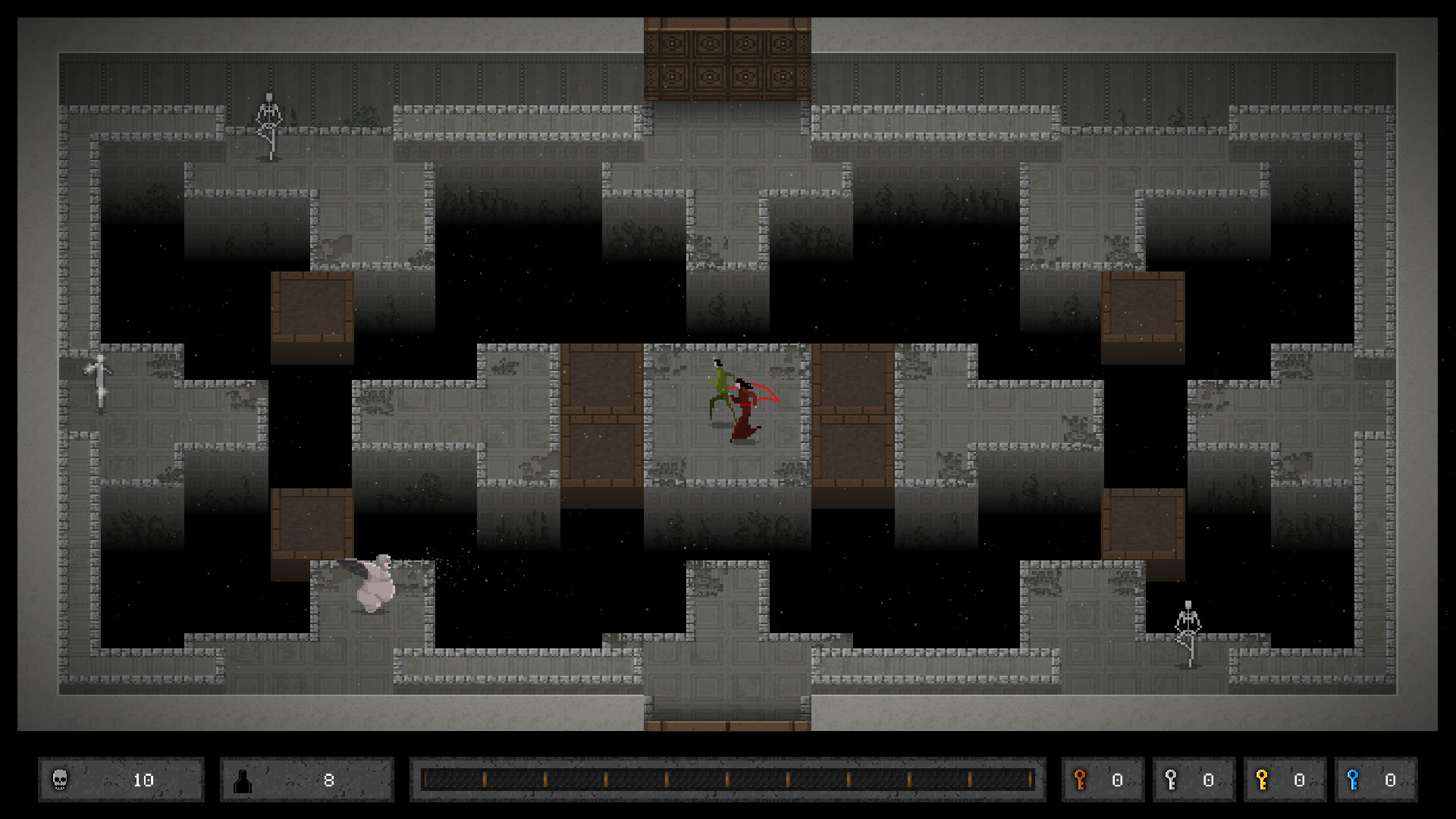 Red Rope: Don't Fall Behind screenshot