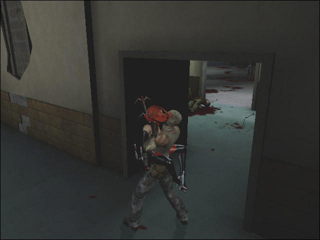 BloodRayne 2 screenshot 1