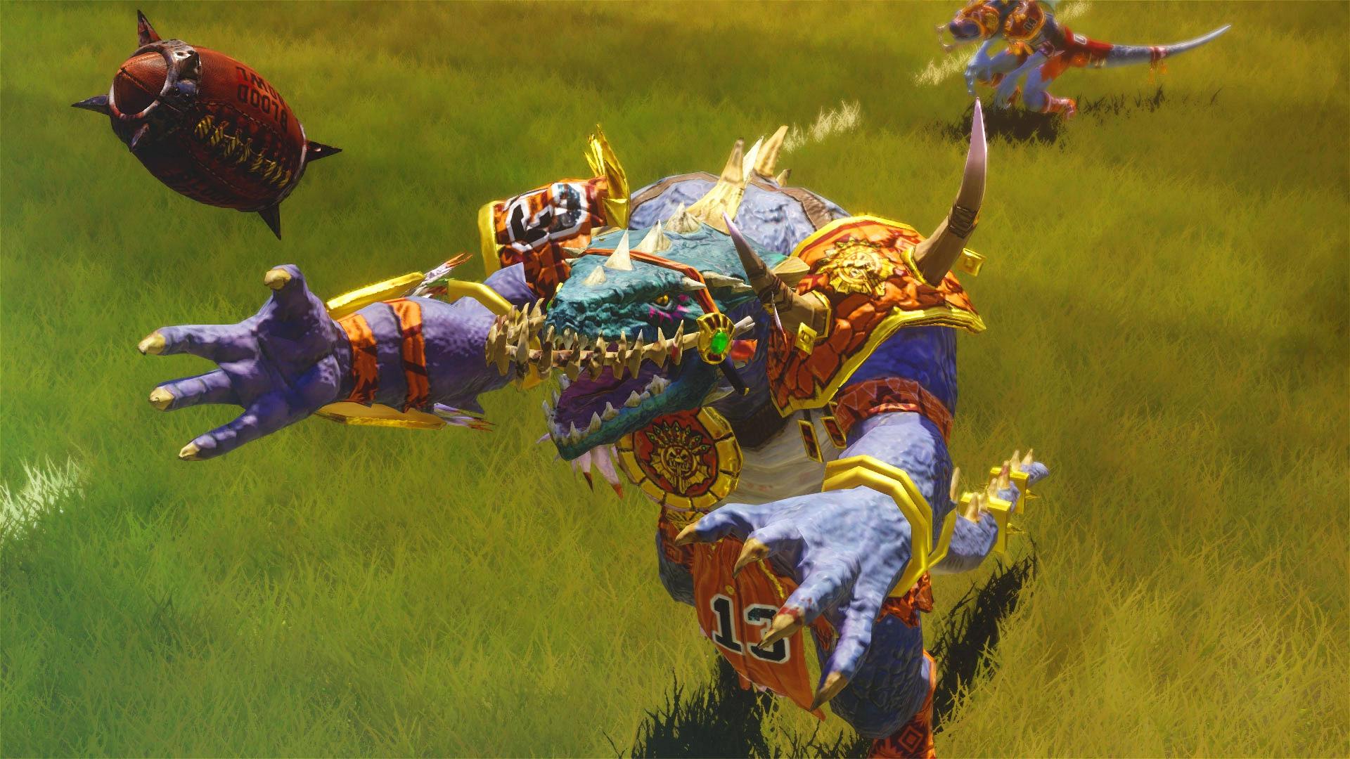 Blood Bowl 2 - Lizardmen screenshot