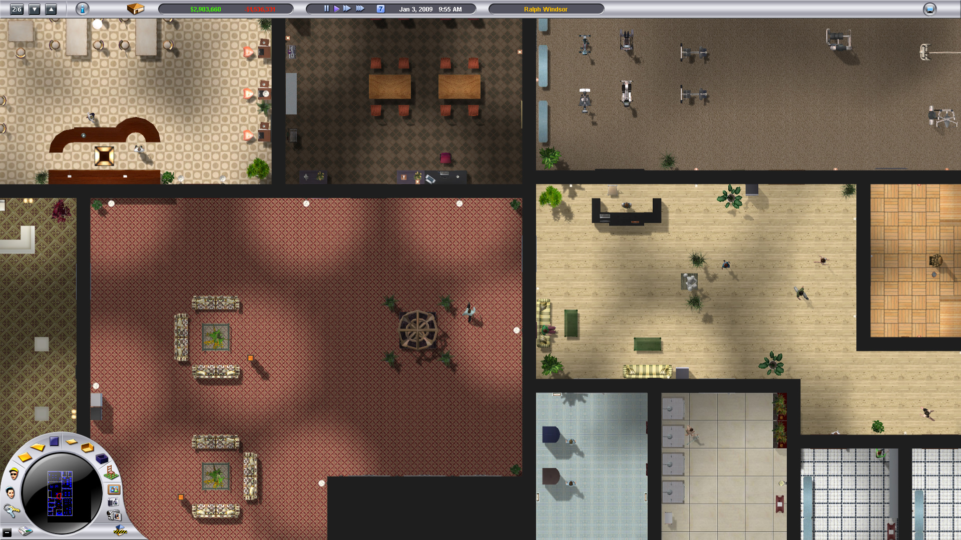 Hotel Giant 2 screenshot