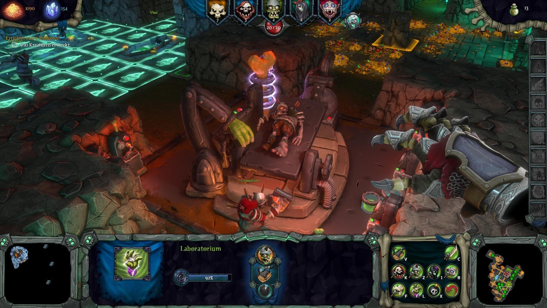Dungeons 2 - A Game of Winter screenshot