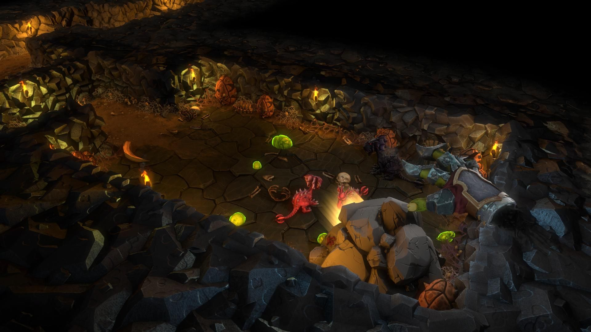 Dungeons 2 - A Chance of Dragons screenshot