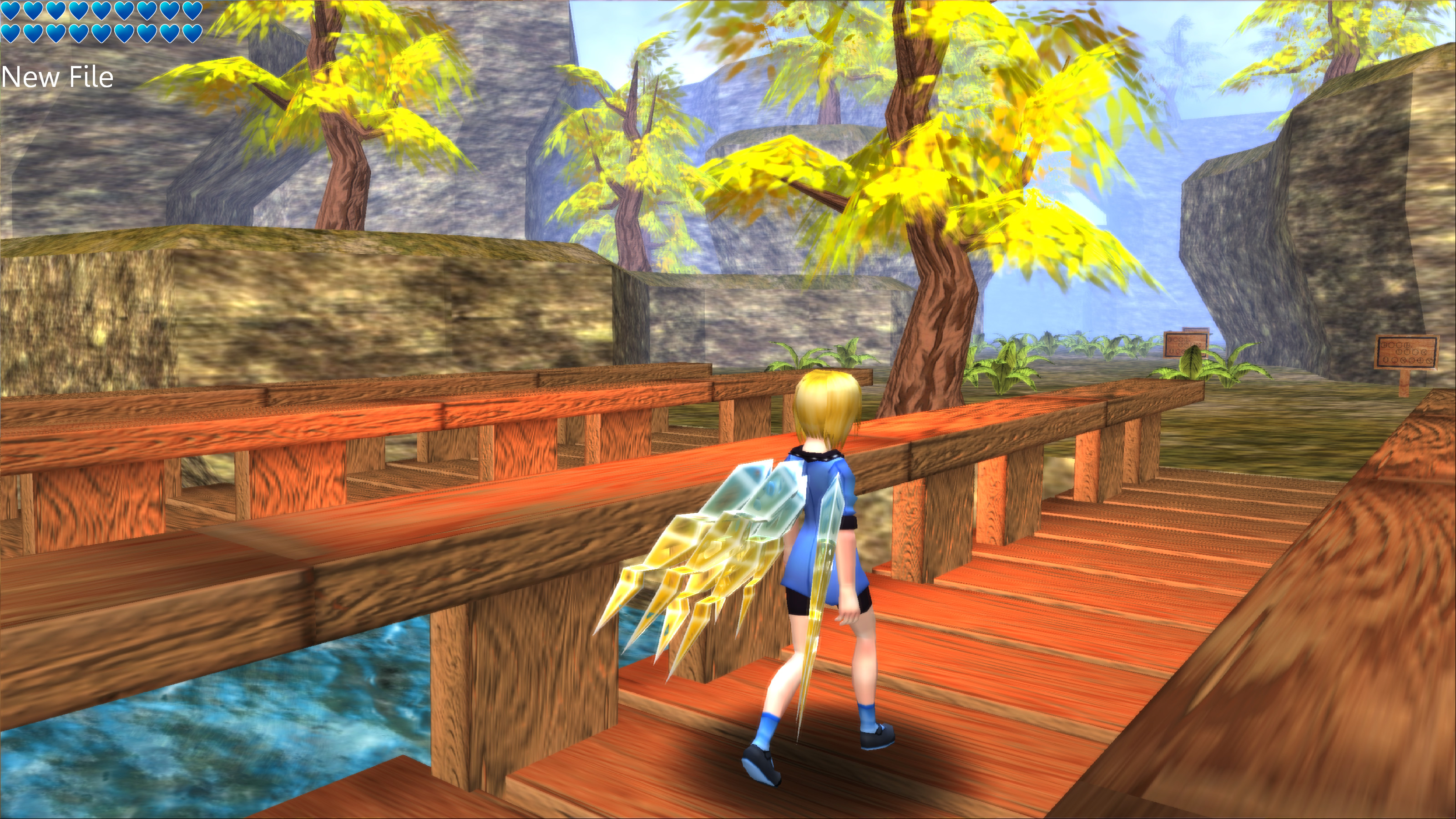 Glass Wing screenshot