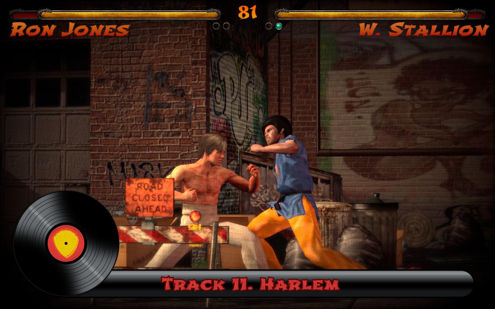 Kings of Kung Fu OST screenshot