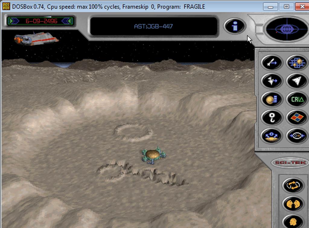 Fragile Allegiance screenshot