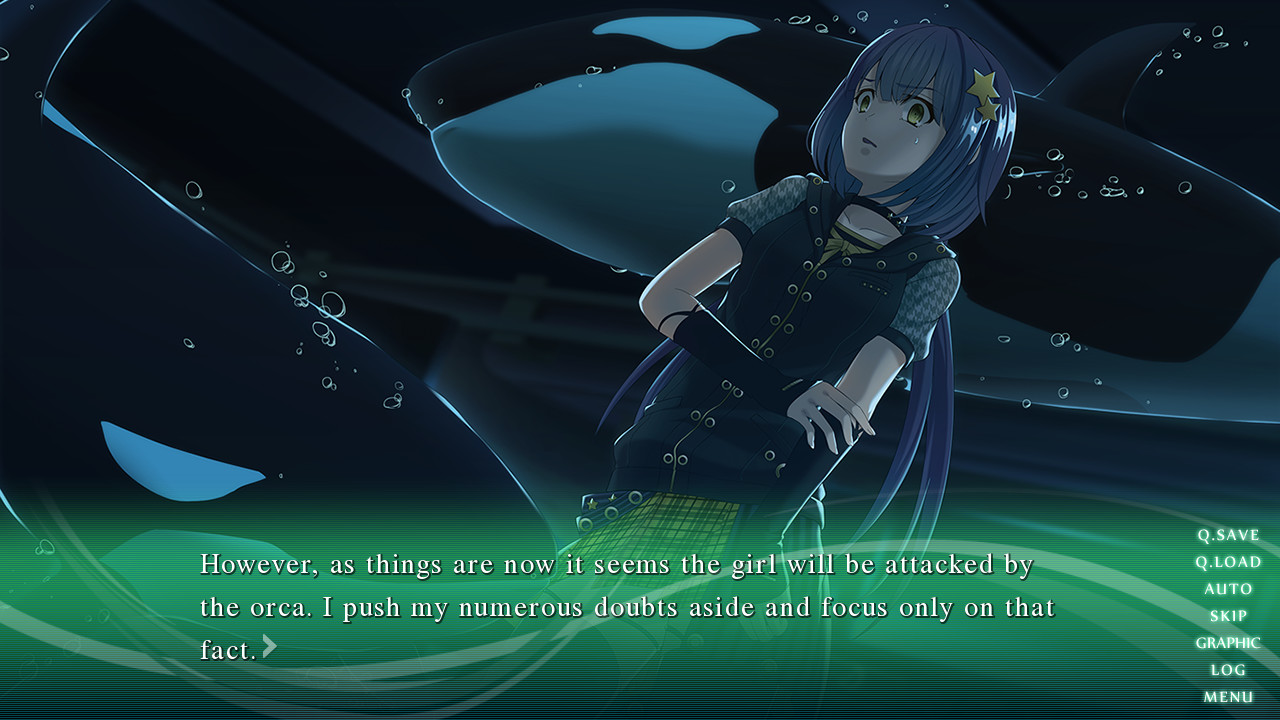 Sound of Drop - fall into poison - screenshot