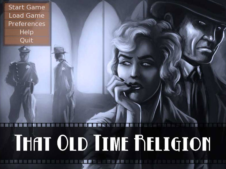 Deadlands Noir - That Old Time Religion screenshot