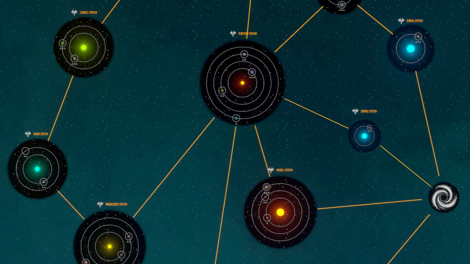 Nimbatus - The Space Drone Constructor screenshot