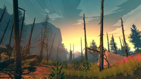 Firewatch PC Game GOG