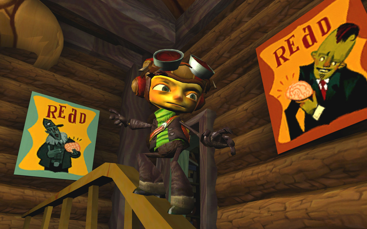 Psychonauts Original Score screenshot
