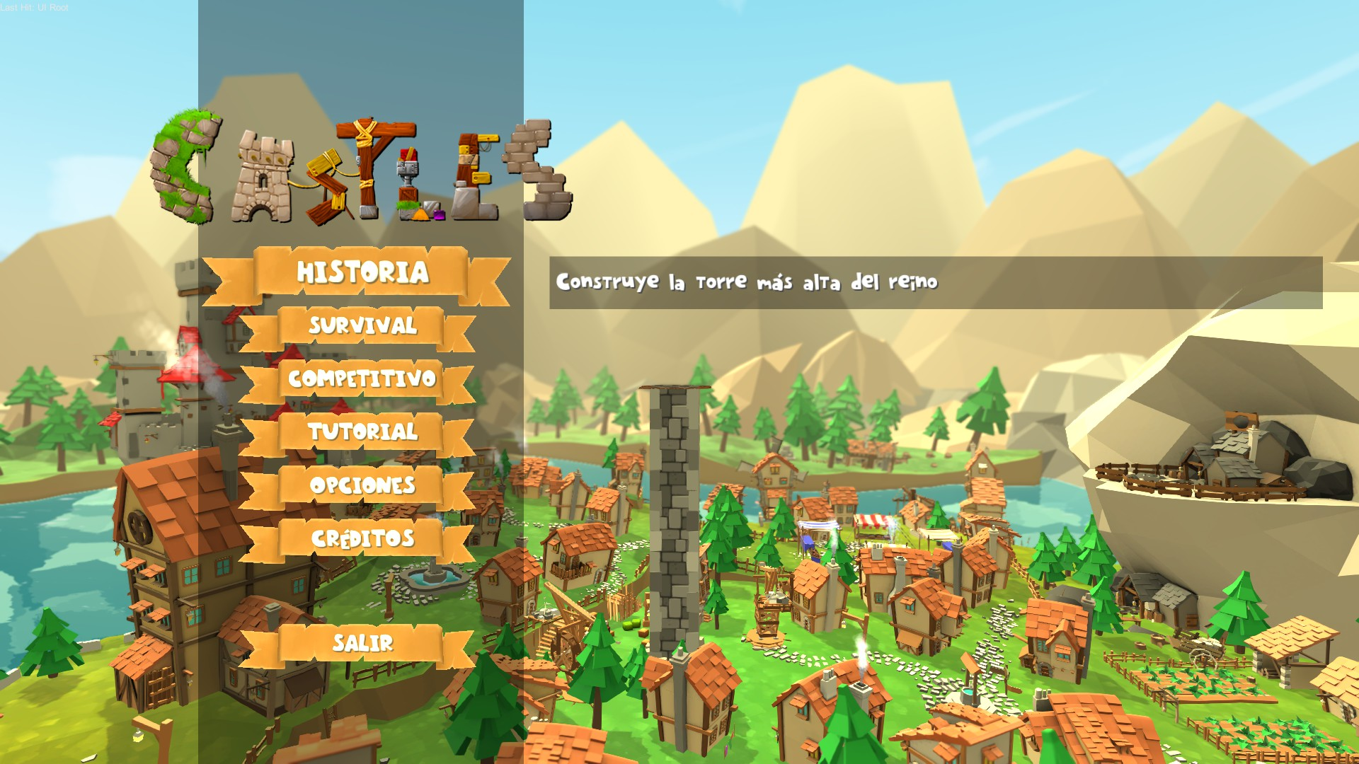 Castles screenshot