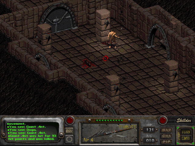 Fallout 2: A Post Nuclear Role Playing Game screenshot
