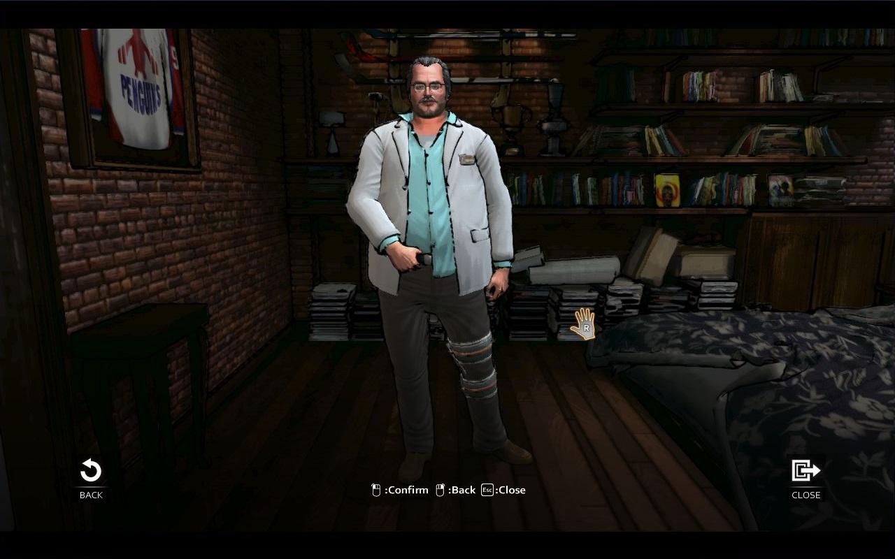 D4: Forrest's Costume Full Unlock Key screenshot