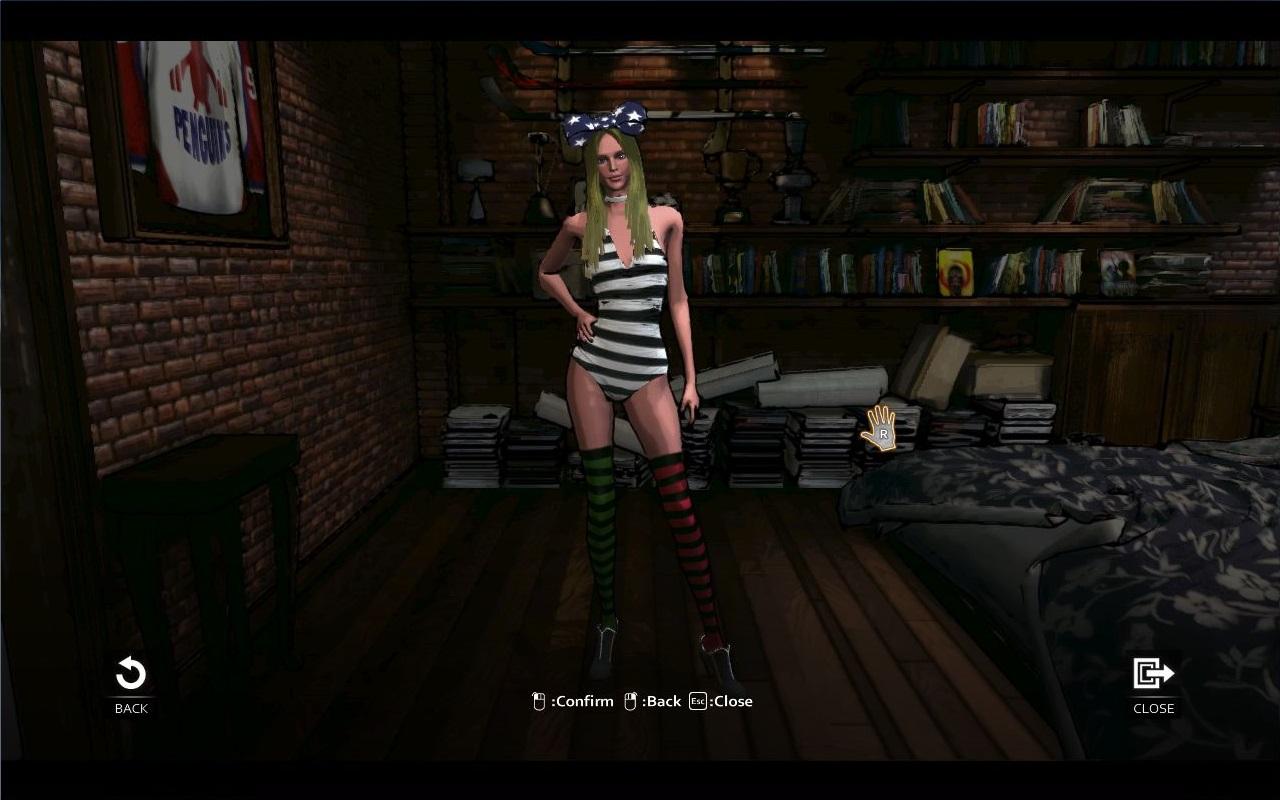 D4: Amanda's Costume Full Unlock Key screenshot