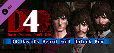D4: David's Beard Full Unlock Key