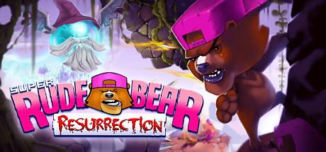 Super Rude Bear Resurrection game image