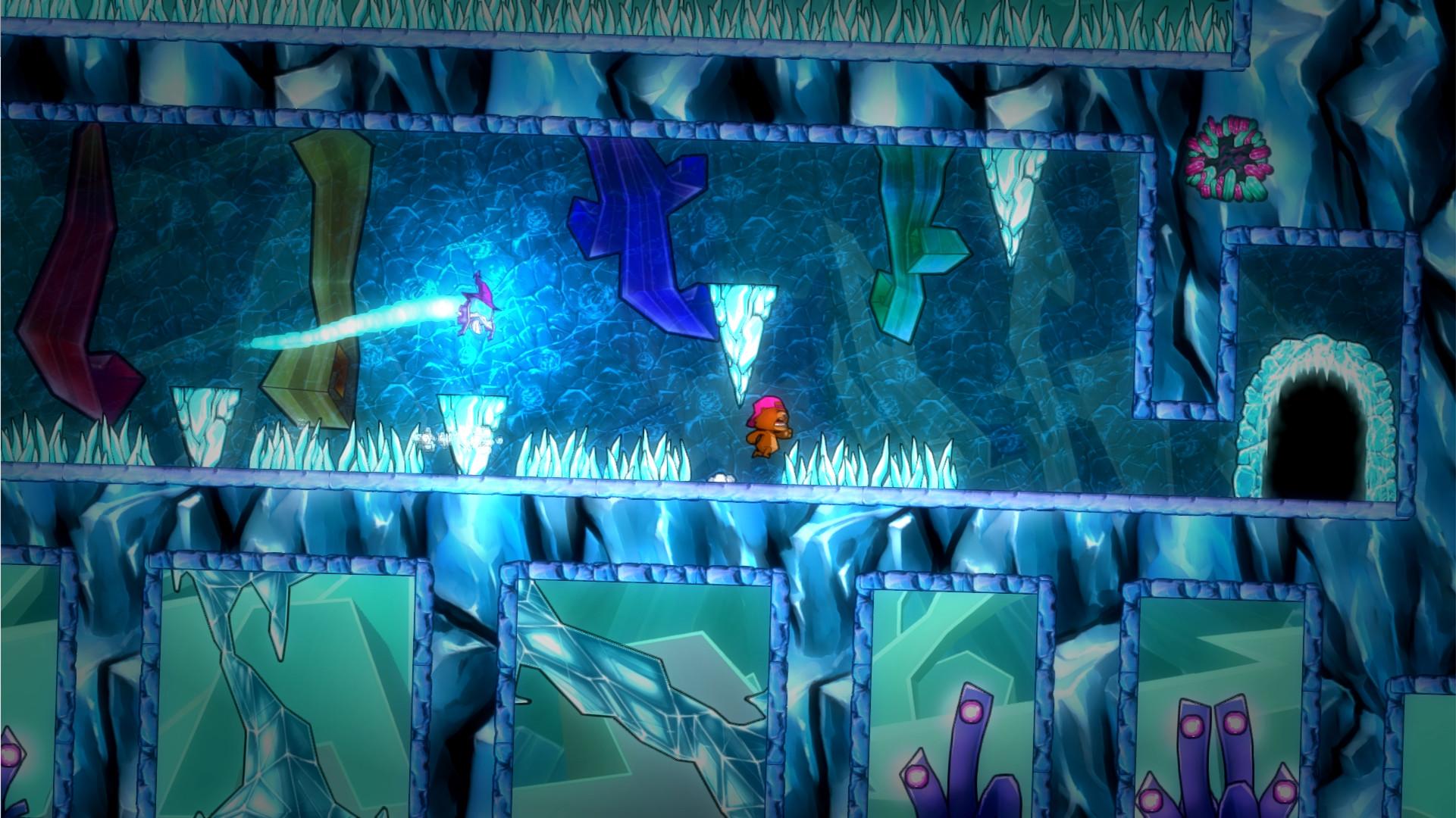 Super Rude Bear Resurrection screenshot