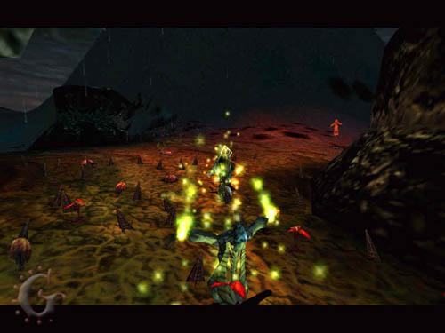 Sacrifice screenshot
