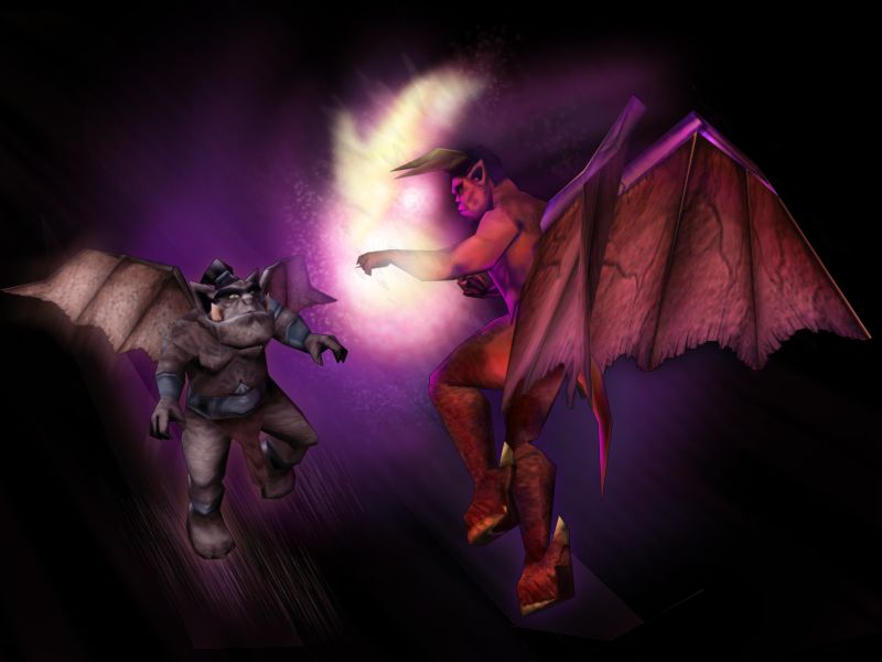 Zanzarah: The Hidden Portal screenshot