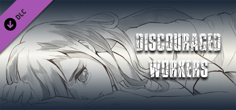 Discouraged Workers - Digital Concept Book