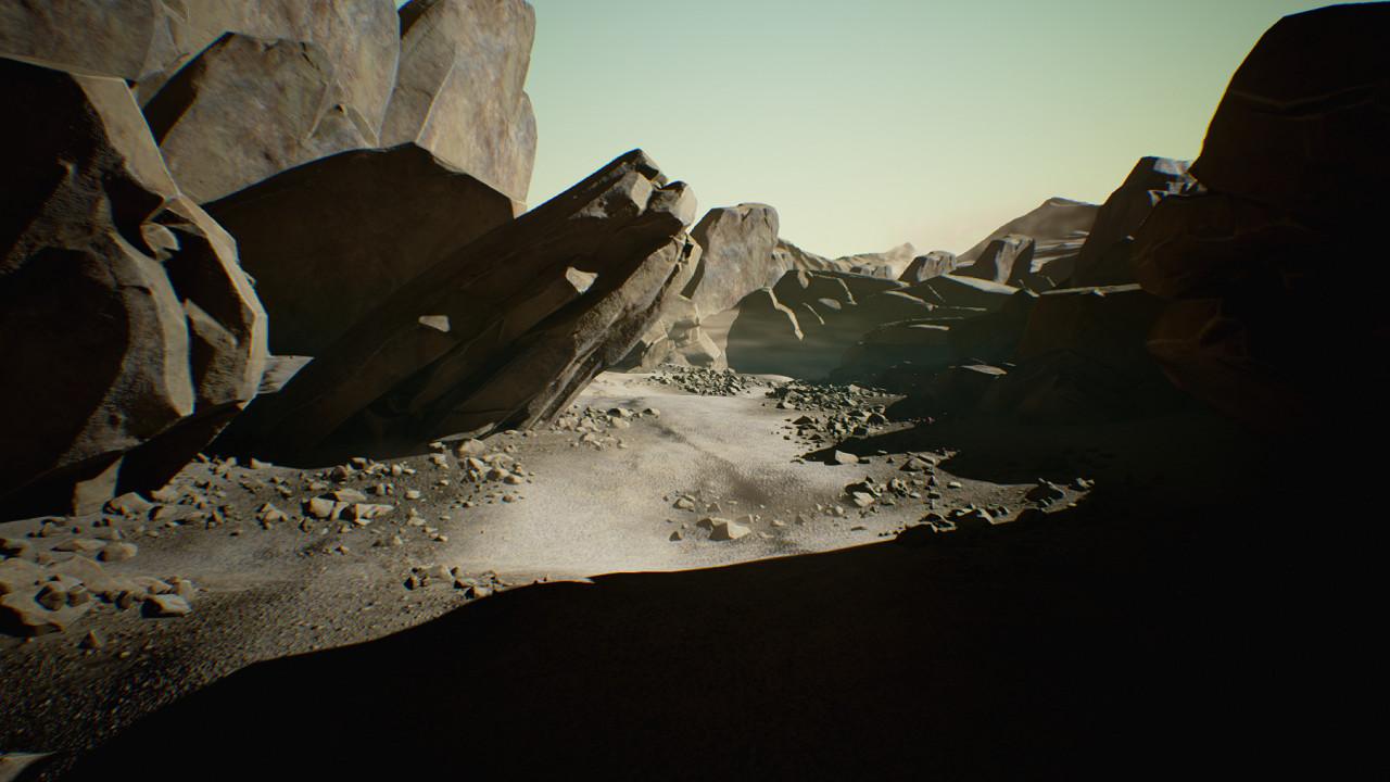 CAT Interstellar screenshot