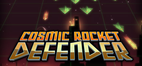 Cosmic Rocket Defender game image