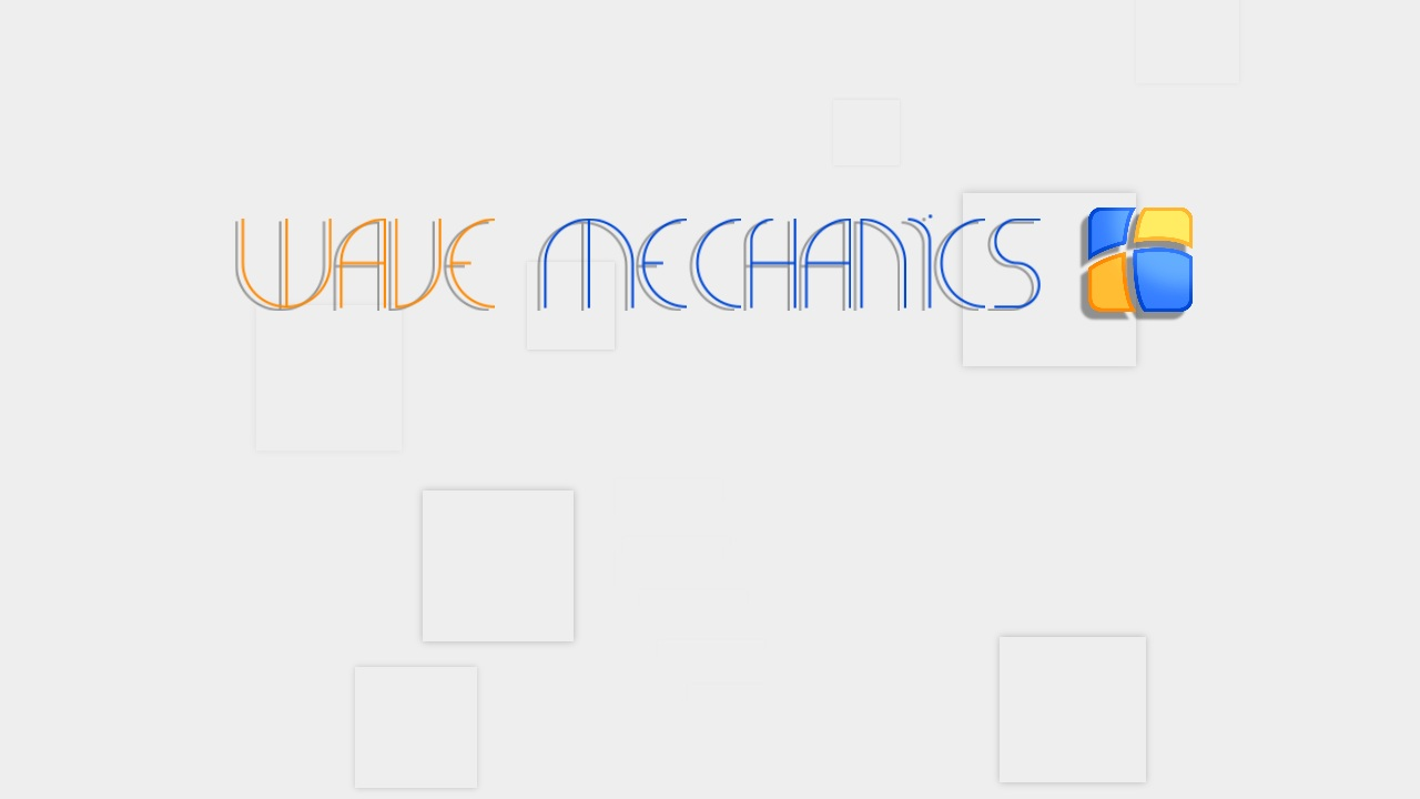 Wave Mechanics screenshot