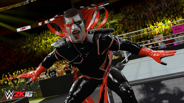 WWE 2K16 PC Game CODEX Download