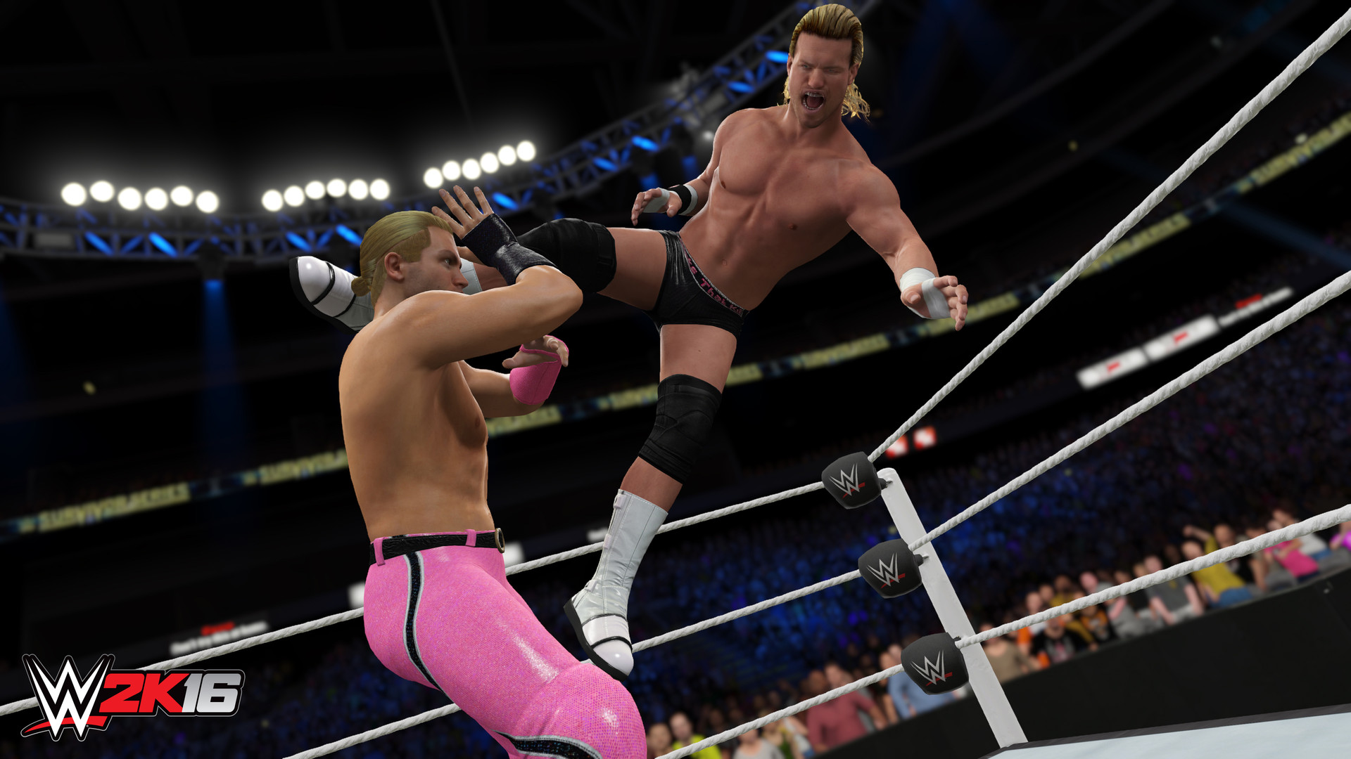 WWE 2K16 image 1