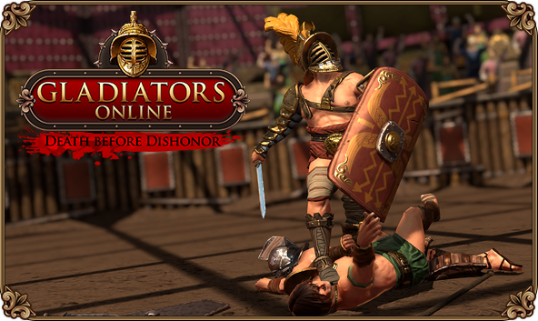 gladiator online game