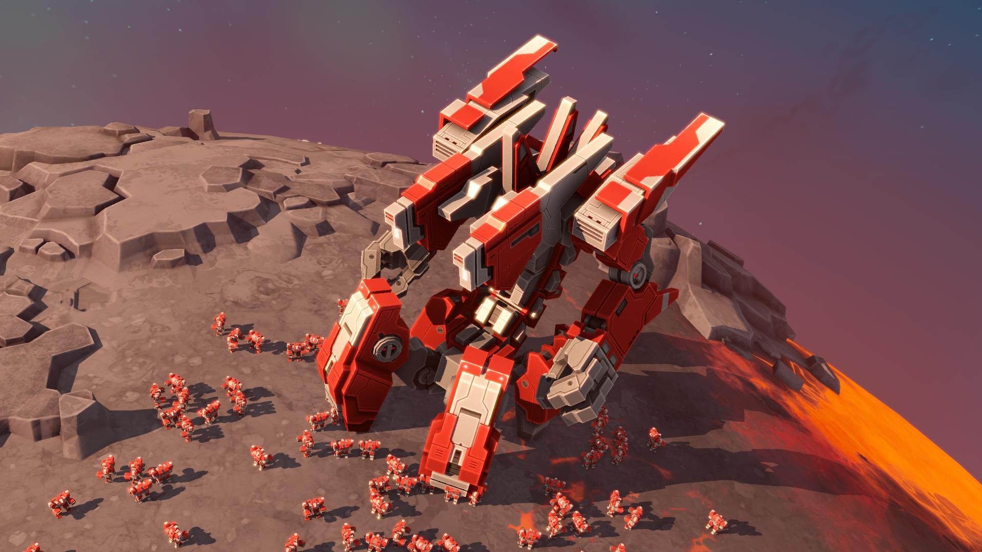 Planetary Annihilation: TITANS screenshot