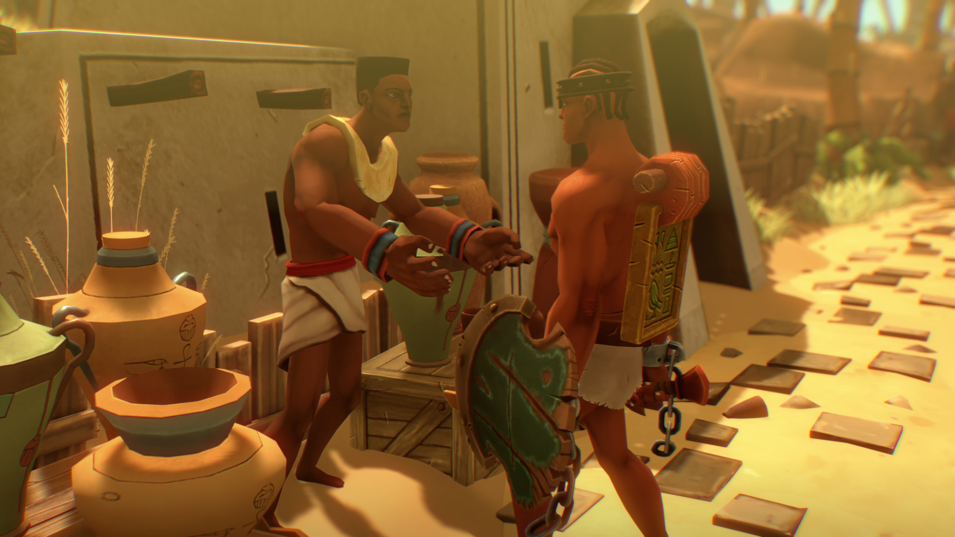 Pharaonic screenshot