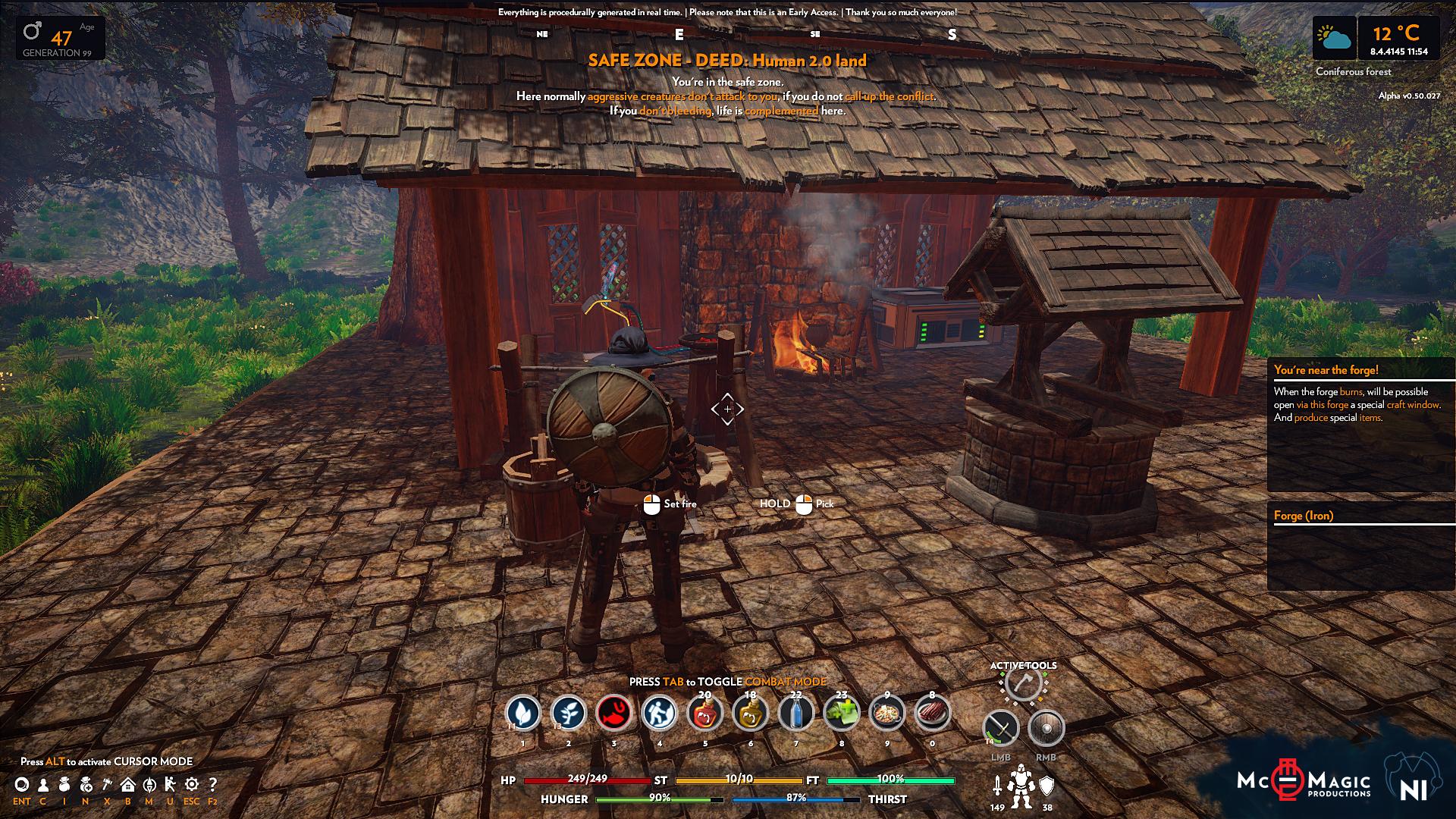 Novus Inceptio screenshot