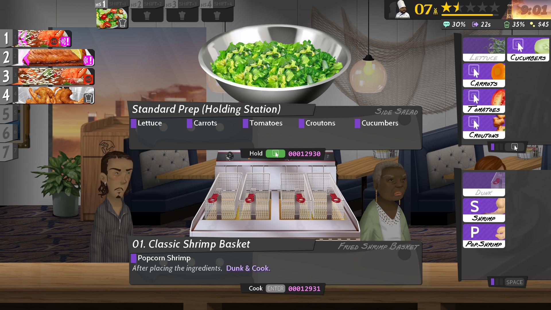 Cook, Serve, Delicious! 2!! screenshot