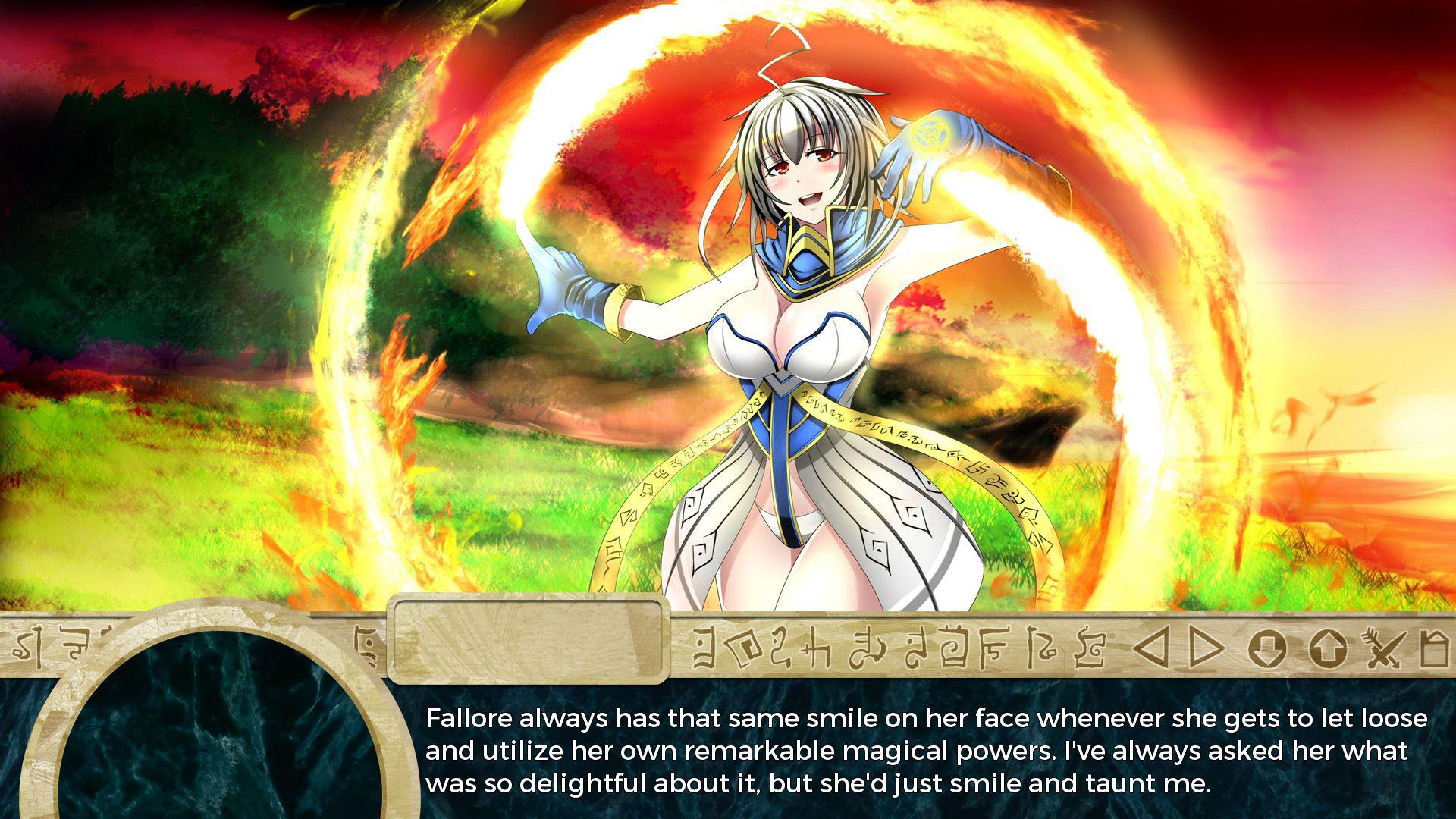 Order of Ataxia: Initial Effects screenshot