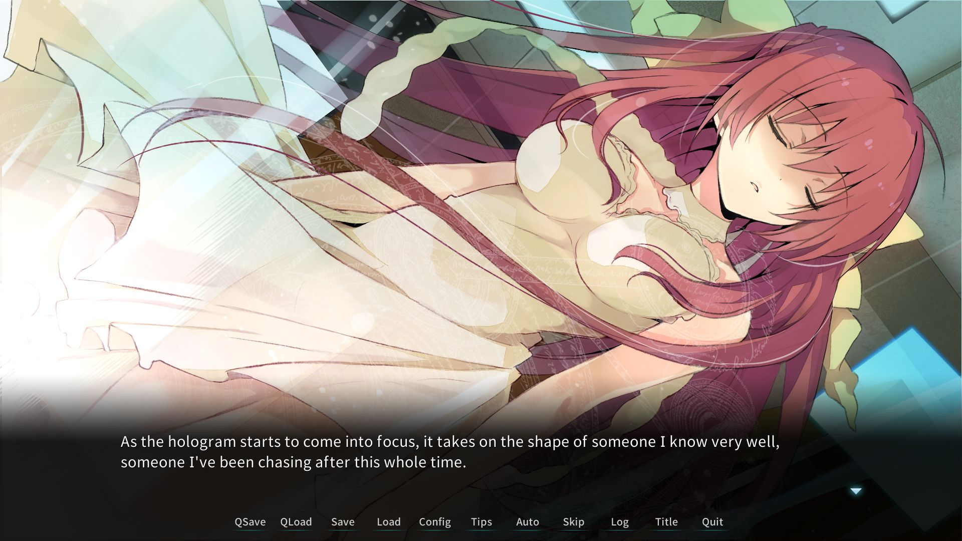 Memory's Dogma CODE:01 Screenshot 1