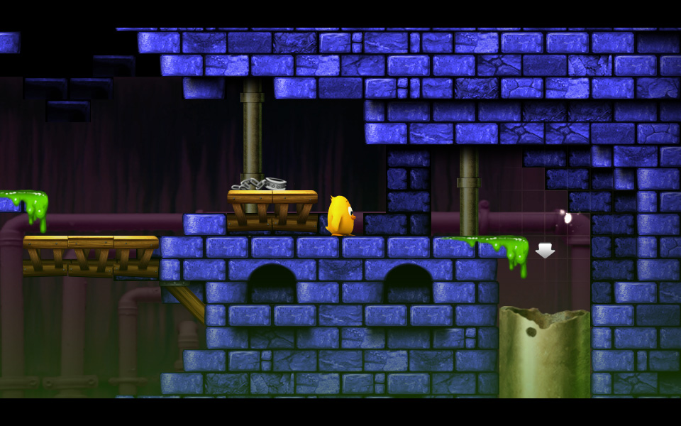 Toki Tori screenshot